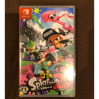 Nintendo Switch - スプラトゥーン2 スイッチ