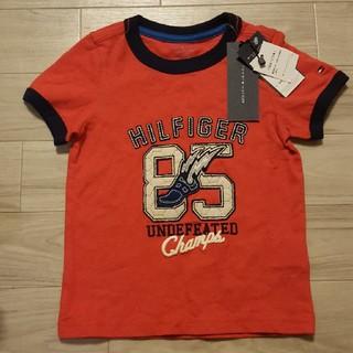 TOMMY HILFIGER - 新品☆トミーフィルフィガー 90 Tシャツ 男の子