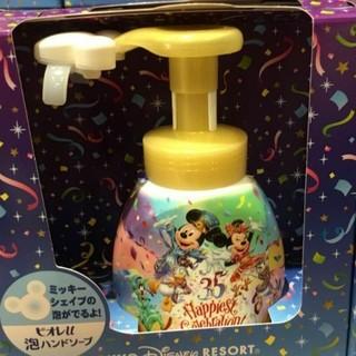 Disney - ディズニー ハンドソープ ミッキーシェイプ ミッキー泡 ディズニー 35周年