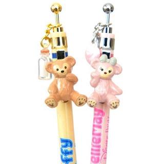 Disney - 香港ディズニーランド購入!セイラーダッフィー黒ボールペン