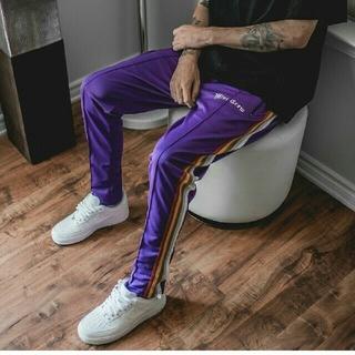 フィアオブゴッド(FEAR OF GOD)のM MintCrew Roadman Track Pants (Purple)(スラックス)
