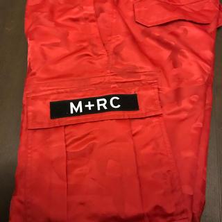 シュプリーム(Supreme)の 美品 マルシェノア カモ カーゴ S MRC NOIR CAMO red (その他)