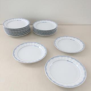 コムサデモード(COMME CA DU MODE)のCOMME CA DU MODE/コムサ/ケーキ/皿/16cm/15枚/セット (食器)