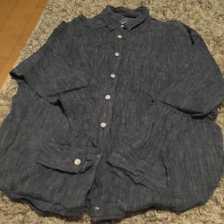 ムジルシリョウヒン(MUJI (無印良品))の無印 ワイドシャツ(シャツ/ブラウス(長袖/七分))