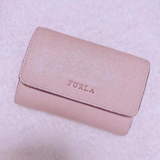 Furla - 定価3万 FURLA ピンク お財布 ♡