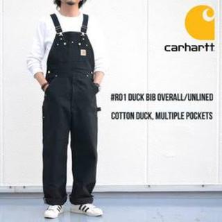 カーハート(carhartt)のCARHARTT オーバーオール(サロペット/オーバーオール)