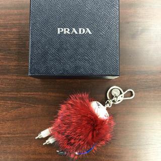 PRADA - 正規品 未使用 プラダ キートリック キーホルダー