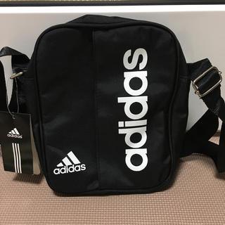 adidas - 新品 大人気アディダス ショルダーバック 男女兼用 送料込 即日発送可能