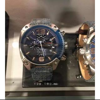 ディーゼル(DIESEL)のディーゼルの時計(腕時計(アナログ))