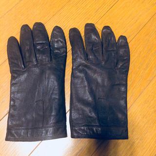 キャサリンハムレット レザー手袋(手袋)