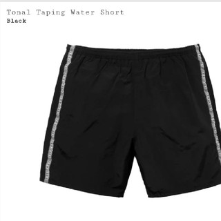 シュプリーム(Supreme)のSupreme Tonal Taping Water Short sizeM(水着)