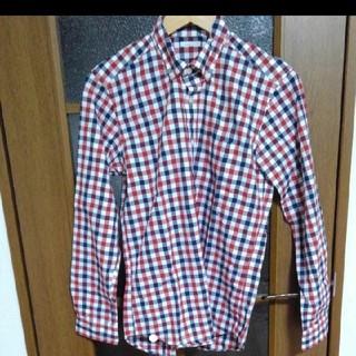 ジーユー(GU)のGU★チェックシャツ(シャツ)