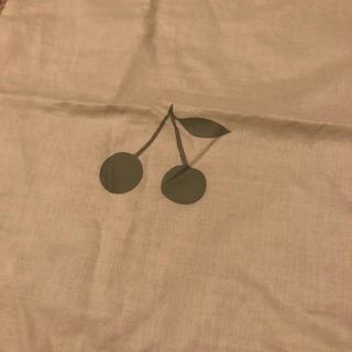 ボンポワン(Bonpoint)の未使用 bonpoint☆巾着袋(ランチボックス巾着)