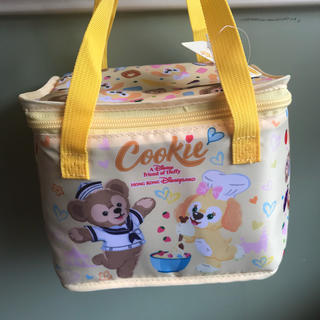 Disney - 新品ダッフィー クッキー 保冷バッグ