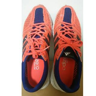 アディダス(adidas)のadidasランニングシューズ 27センチ(シューズ)