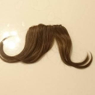 ナバーナ(NAVANA)の前髪ウィッグ ウィッグ ヒューマンヘアー 人毛(前髪ウィッグ)