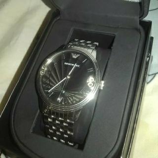 エンポリオアルマーニ(Emporio Armani)の本物エンポリオアルマーニ腕時計(腕時計(アナログ))