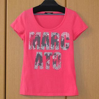 トルネードマートファム(TORNADO MART FEMME)のラインストーン Tシャツ トルネードマート(Tシャツ(半袖/袖なし))