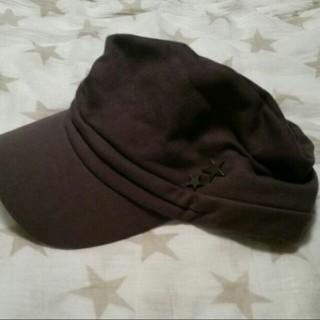 ギルフィー(GILFY)のGILFY キャスケット 帽子(キャスケット)