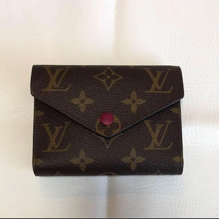 LOUIS VUITTON - Louis Vuitton ルイヴィトン モノグラム ポルトフォイユ 財布
