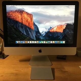 マック(Mac (Apple))のiMac 21.5 inch Mid 2011(デスクトップ型PC)