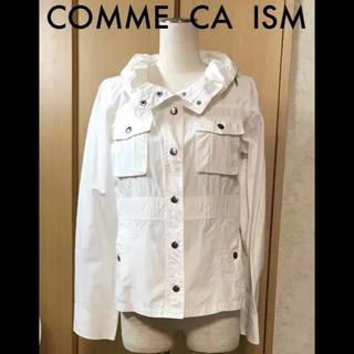 コムサイズム(COMME CA ISM)のコムサイズム❤️ 薄手 2wayジャケット(ブルゾン)