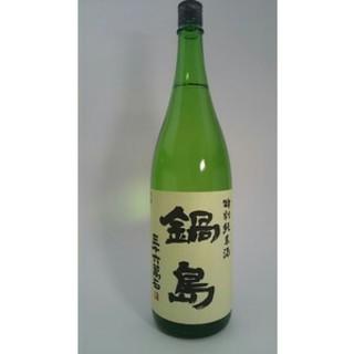 鍋島 特別純米酒 1800ml(日本酒)