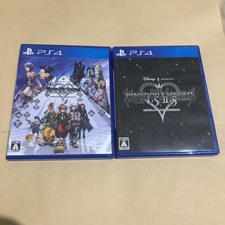 プレイステーション4(PlayStation4)のps4 キングダムハーツ セット(家庭用ゲームソフト)