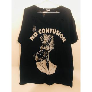 アールエヌエー(RNA)のRNA Inc. ダメージTシャツ(Tシャツ(半袖/袖なし))