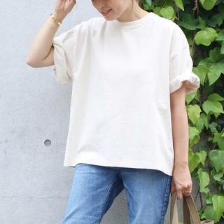 DEUXIEME CLASSE - 新品■CAMBER■BIG Tシャツ■ナチュラル■ドゥーズィエムクラス