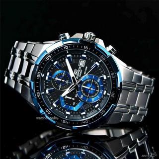 エディフィス(EDIFICE)のCASIO EDIFICE 海外限定モデル メンズ EFR-539D-1A2(腕時計(アナログ))