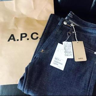 A.P.C - 超美品  A.P.C. new standard デニム27インチ