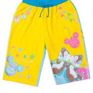 ディズニー 夏祭り ハーフパンツ チップ&デール