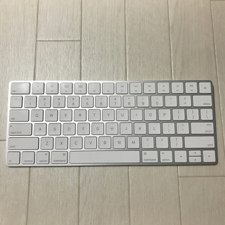 マック(Mac (Apple))のApple Magic Keyboard US配置(PC周辺機器)