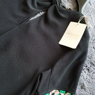 エミリオプッチ(EMILIO PUCCI)の確認(シャツ/ブラウス(半袖/袖なし))
