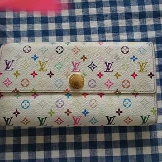 LOUIS VUITTON - ヴィトンマルチカラー財布
