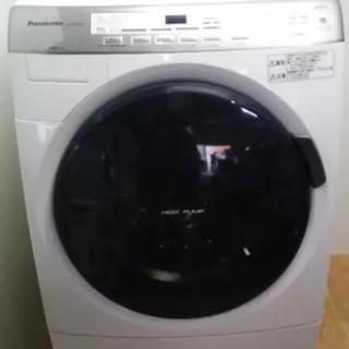 Panasonic - Panasonic ドラム式洗濯機 NA-VX5100L 美品