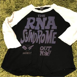 アールエヌエー(RNA)のRNA ラグランTシャツ2枚セット(Tシャツ(長袖/七分))