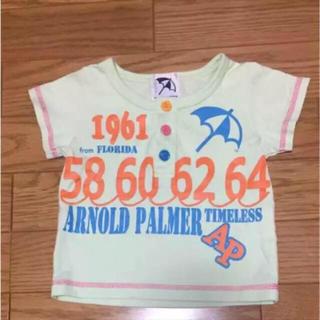 アーノルドパーマー(Arnold Palmer)の値下げ  ☆ アーノルドパーマー 半袖 Tシャツ 90(Tシャツ/カットソー)