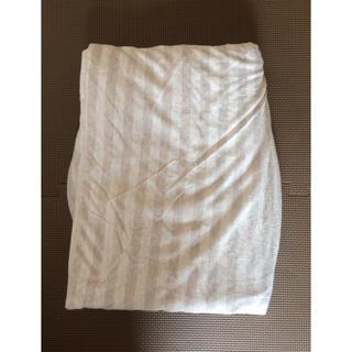 ムジルシリョウヒン(MUJI (無印良品))の無印 掛け布団カバー(シーツ/カバー)