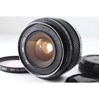 オリンパス(OLYMPUS)のM-System G.Zuiko Auto-W 28mm F3.5◆U862(レンズ(単焦点))