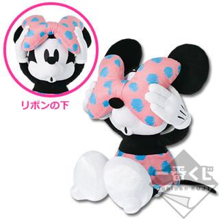 ディズニー(Disney)のA賞 ミッキー & ミニー 1番くじ(ぬいぐるみ)