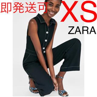 ザラ(ZARA)のZARA オールインワン ジャンプスーツ(オールインワン)