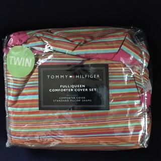 トミーヒルフィガー(TOMMY HILFIGER)のベートカバーキング3点セット トミーヒルフィガー(キングベッド)