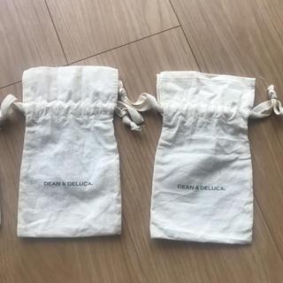 ディーンアンドデルーカ(DEAN & DELUCA)のDEAN&DELUCA巾着 ちーちゃんさん専用(その他)