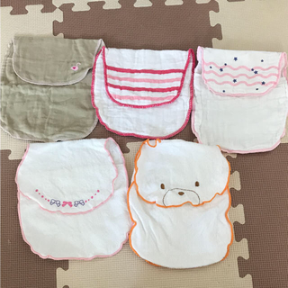 Combi mini - 水通しのみ 汗取りパッド5枚セット♡