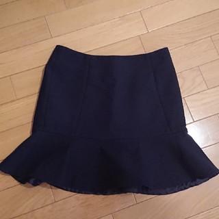 スタニングルアー(STUNNING LURE)のスタニングルアーペプラムスカート(ミニスカート)