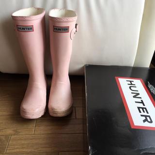 ハンター(HUNTER)のハンター  女児 長靴(長靴/レインシューズ)