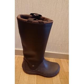 クロックス(crocs)のクロックス W8(レインブーツ/長靴)