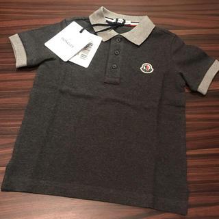モンクレール(MONCLER)のモンクレール ポロシャツ 4ans 104cm 新品(Tシャツ/カットソー)